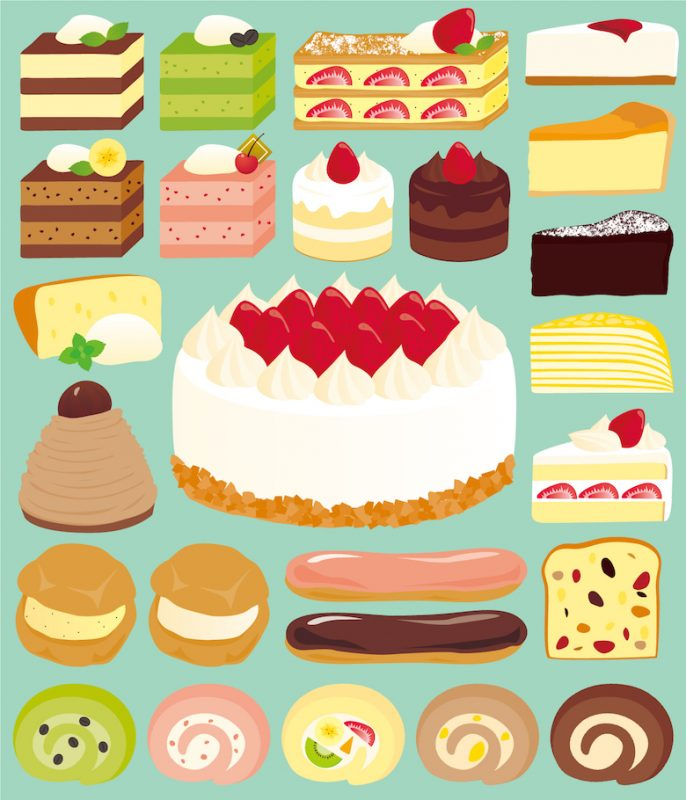 これで安心!ケーキの常温での持ち歩き時間と日持ちはいつまで?