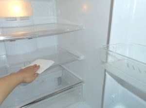 冷蔵庫臭い消臭方法