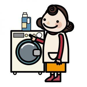 ドラム式洗濯機だと柔軟剤が香らない