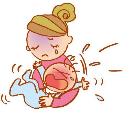 旦那に子供の寝かしつけや夜泣き対応頼むのを諦めたが・・・